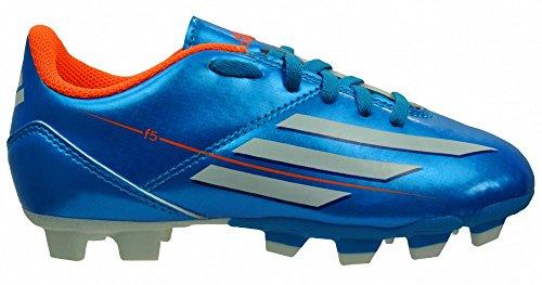 Adidas F5TRX FG J–-Unisexe Enfant Bleu