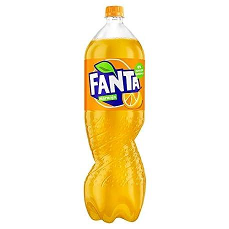 Fanta Naranja Refresco con gas 2 l Botella de pl stico
