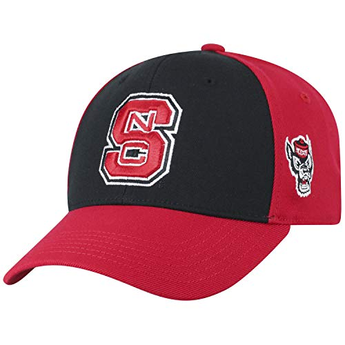 a-premium Zwei Ton mit Team colors-one-fit-memory fit-hat Gap, Herren, North Carolina State Wolfpack ()