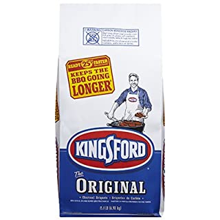 KINGSFORD PRODUCTS CO - Charcoal Briquettes, 15.4-Lb. Bag