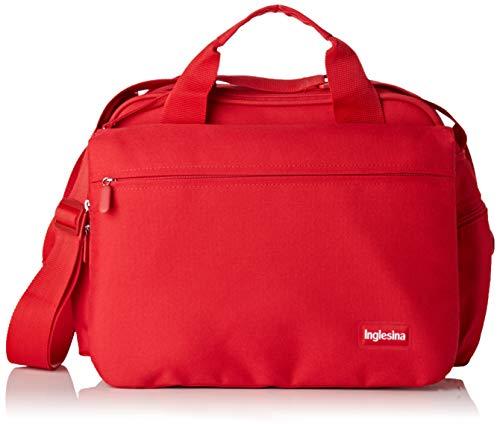 Inglesina My Baby Bag Borsa Fasciatoio, Rosso (Red)
