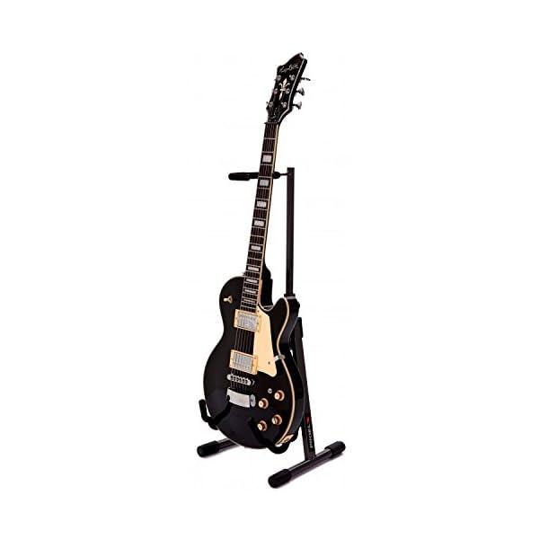 Proel FC720 Supporto universale per basso/chitarra elettrica e chitarra classica/acustica con braccia universali