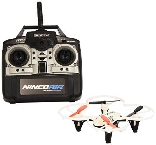 NincoAir - Quadrone con nano cámara (90085)
