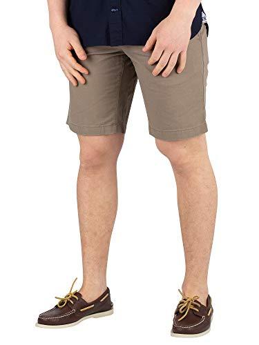 Tommy Hilfiger Herren Brooklyn Shorts, Braun, 31W