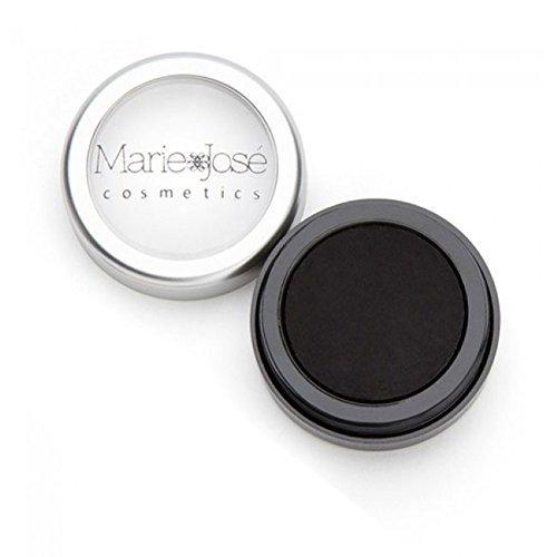 Poudre à Sourcils | 6 Couleurs | Maquillage semi-permanent pour les Sourcils (Noir (Profond))