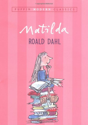 Book cover for Matilda