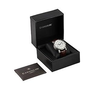 Thomas Earnshaw Reloj Fitzroy ES-8027-02 Marrón 42 mm de Thomas Earnshaw