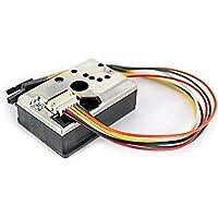 Sensor de humo polvo de salida analógica para Arduino