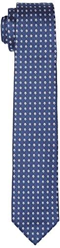 Tommy Hilfiger Herren Krawatte Tie 7cm Tts Blau (403)