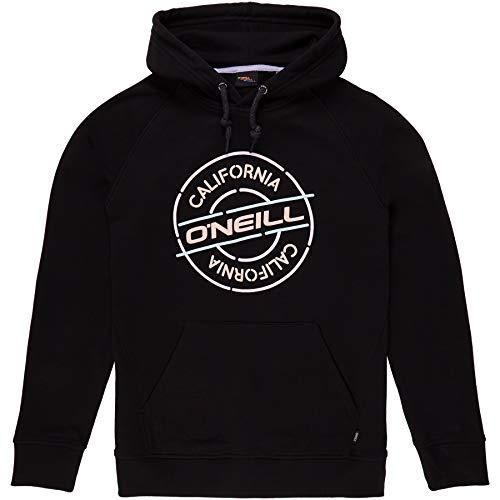 O'Neill Herren LM Type Sweatshirt, Schwarz (Black Out), M (Oneill-pullover)