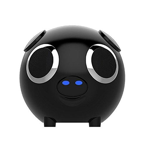 M20 Multifunktions 2 in 1 Nette Schwein Tier Form Bluetooth Lautsprecher Tragbare Energienbank Lautsprecher FM Radio für Geschenk
