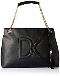 Diana Korr Womens Handbag (Black) (DK16HBLK)