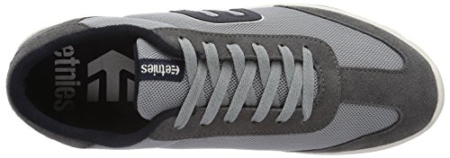 Etnies Lo-Cut Sc, Herren Skateboardschuhe Grau (GREY/LIGHT GREY/076)