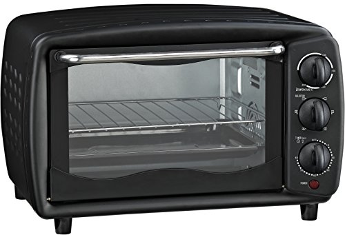 Ardes AR6221 Forno Elettrico Ventilato 21 LT Con Luce Interna Nero