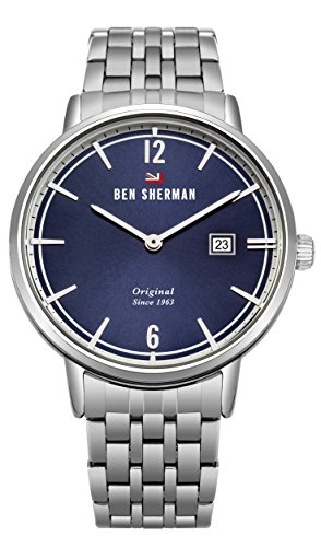 Ben Sherman Mens Watch WBS101USM