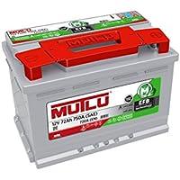 Mutlu 096 EFB Car Battery 12V 72Ah 750A (SAE) 720A (EN) - ukpricecomparsion.eu