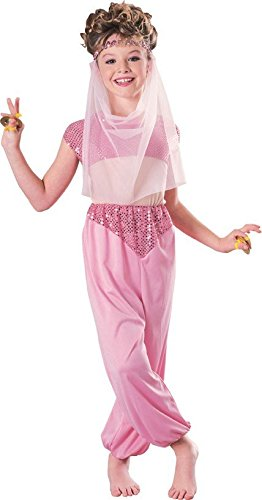 Kostüm Girl Harem - Rubies Harem Girl Child Costume, Small by Rubie's