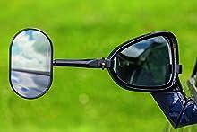 EMUK 100166 Specchietto Esterno supplementare, Set di 2