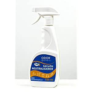 Geruchsneutralisierer 100% Natürlich aus ätherischen Ölen Geruchsentferner