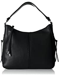 PIECES Damen Pcjustine Bag Schultertasche, 13 x 32 x 35 cm