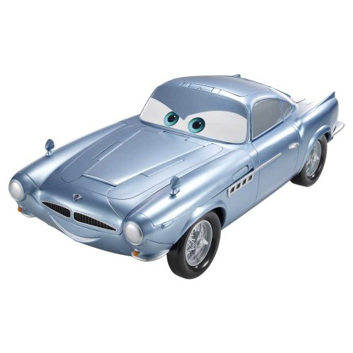 Cars 2 Secret Spy Attack Finn Mcmissile Car Playset