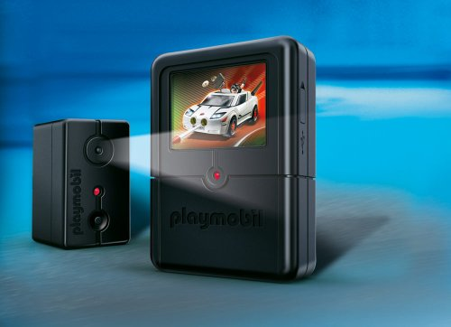 Playmobil 4879 – Spionage Kameraset