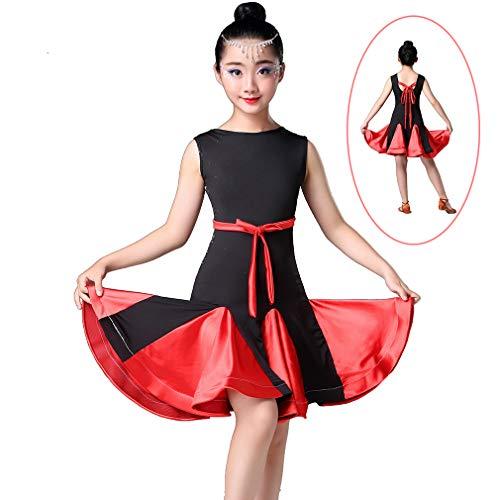 Magogo Mädchen Latin Dance Kleid, Kinder Rumba