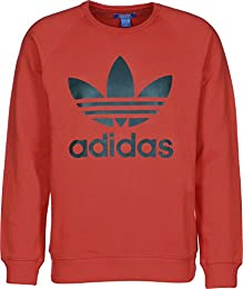 rote pullover adidas