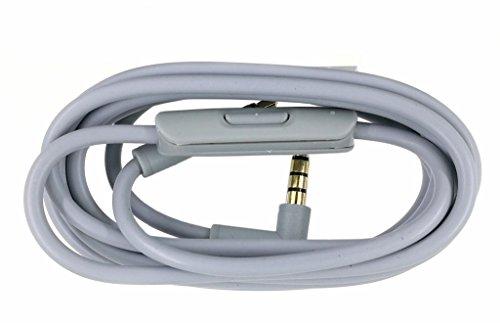 Câble audio de rechange Beats avec télécommande RemoteTalk Beats de Dr.Dre Solo HD, Casque solo 2.0 sans fil Studio Pro Detox