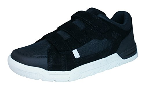 Caterpillar Baldwin Baskets Garçons / Chaussures-Black-34.5