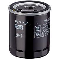 Mann Filter W7124 filtro de aceite lubricante