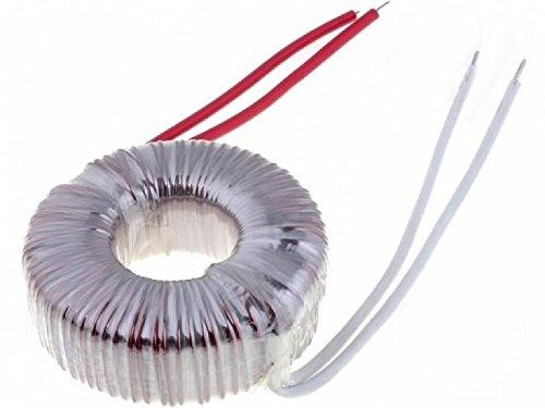 Preisvergleich Produktbild Ringkerntrafo Trafo 230V AC auf 1x 12V AC max 25A 300VA