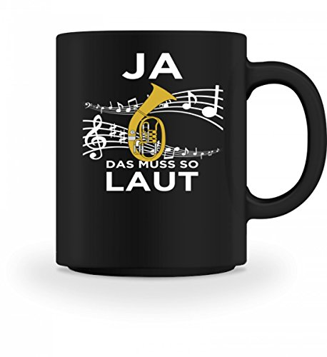 Chorchester Hochwertige Tasse - Für alle, die Tenorhorn lieben!