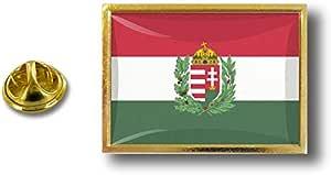 Spilla Pin pin's Spille spilletta Giacca Bandiera Distintivo Badge Ungheria r2