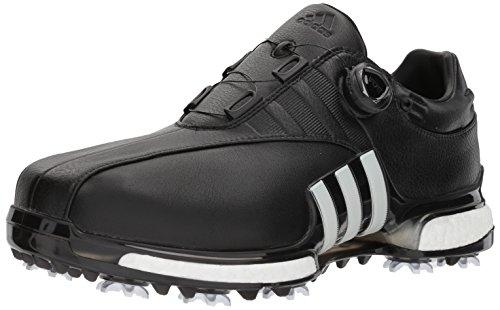 adidas Hombres Toue360 Low & Mid Tops Slip on Baseball Schuhe Schwarz Groesse 15 Mens US / (15 Schuh Größe)
