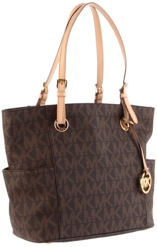 michael-kors-womens-jet-set-logo-tote-brown-brown