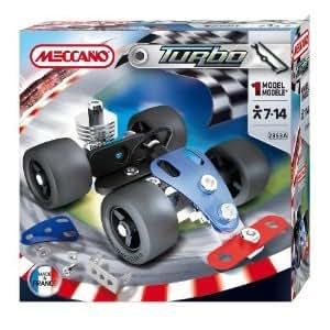 Meccano Mini Kart Turbo 2353A