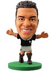 Soccerstarz - 400341 - Figurine - Sport - Le Pack De 1 Figure De L'équipe De France Contenant Hatem Ben Arfa Dans Sa Tenue D'équipe De France À Domicile