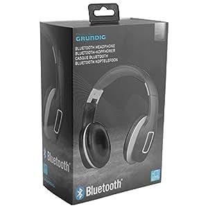 grundig stereo headset bluetooth over ear elektronik. Black Bedroom Furniture Sets. Home Design Ideas