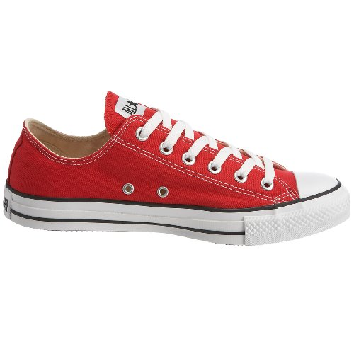 Converse Ctas Core Ox, Baskets mode mixte adulte red