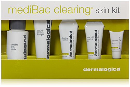 Dermalogica Kit (Dermalogica Medibac Clearing Kit Unisex, Beauty Set, 1er Pack (1 x 105 ml))