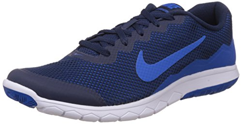 3495963907ca Nike 749172-402 Flex Experience Rn 4 Midnight Navy White Running Shoes Uk 7-  Price in India