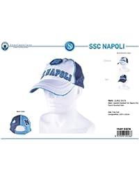 CAPPELLO UOMO SSC NAPOLI BASEBALL BY ENZO CASTELLANO 11401 5d6e584e997e