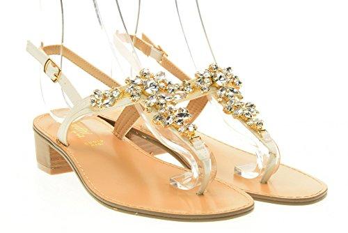 GARDINI SPIRIT 3728249 BLANC chaussures sandales Blanc