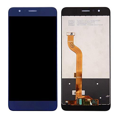 Huawei Honor 8 Display im Komplettset LCD Ersatz Für Touchscreen Glas Reparatur (Blau) -