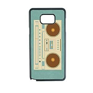 RetroBoombox Case for Samsung Galaxy Note 5