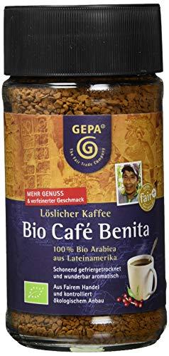GEPA Cafe Benita (1 x 100 g) - Bio