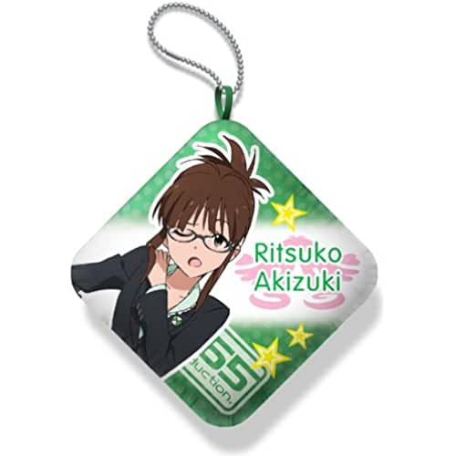 kawaii make my day idol master THE Idol Master Punipuni armrest Akizuki Ritsuko pattern (japan import)