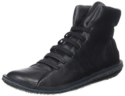 CAMPER Damen Beetle Stiefel, Schwarz (Black), 36 EU