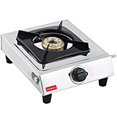 Pureflames Trust Single Burner Gas Stove